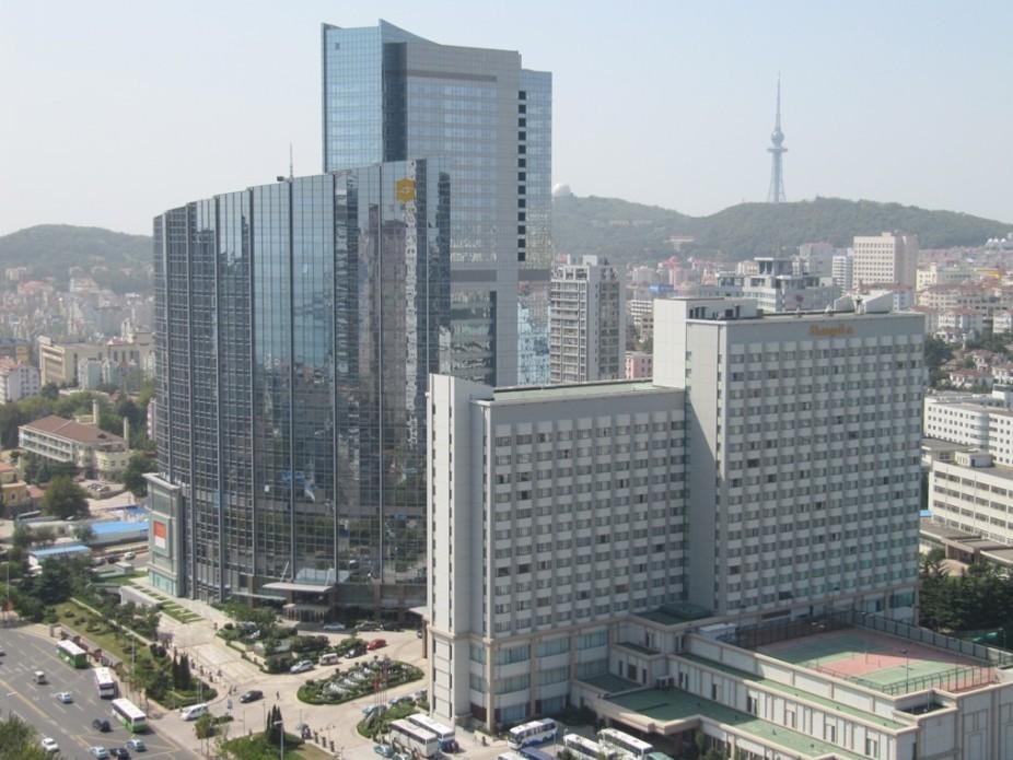 青岛香格里拉酒店t2机电工程
